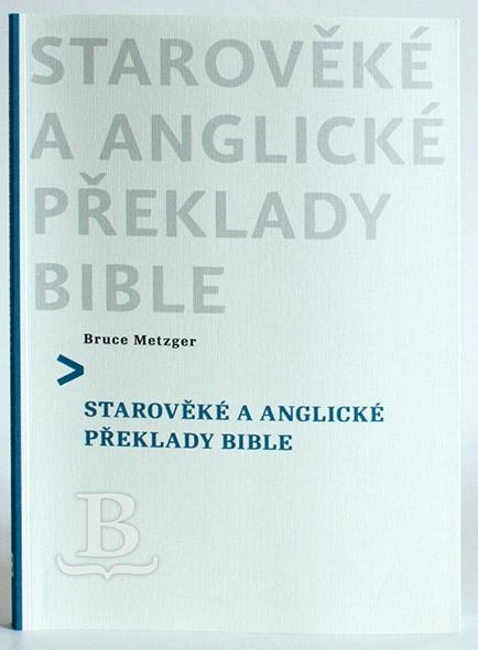 Starověké a anglické překlady Bible