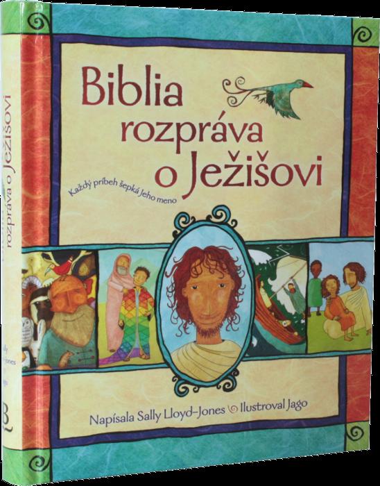 Biblia rozpráva o Ježišovi