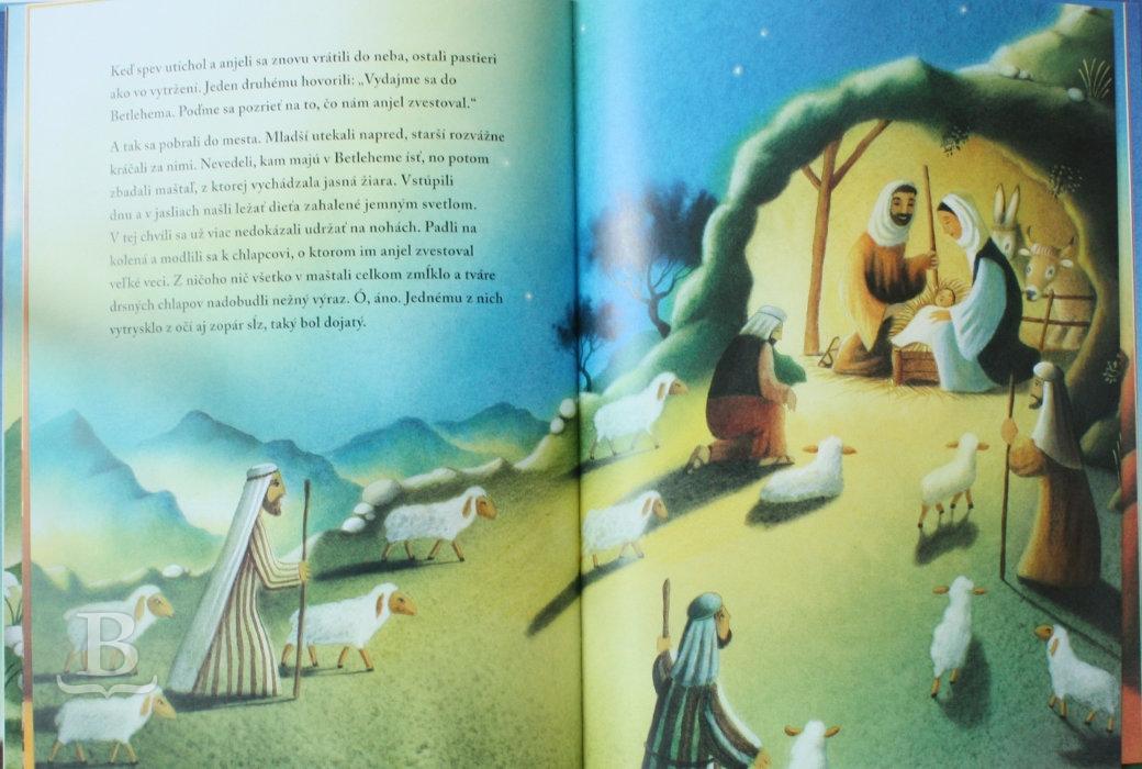 Príbeh Vianoc, pevná väzba