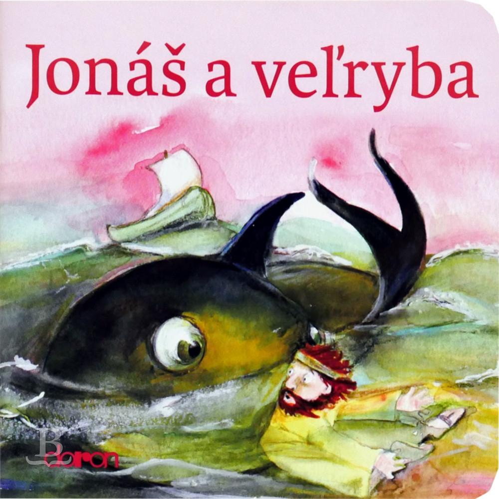Jonáš a veľryba, biblický príbeh