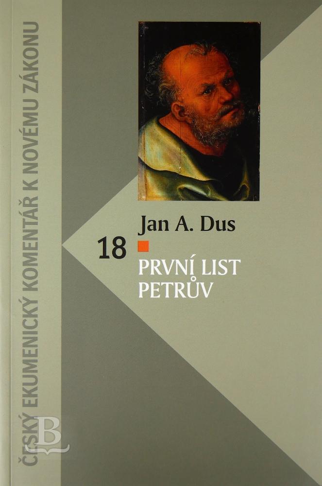 Komentár NZ - První list Petrův