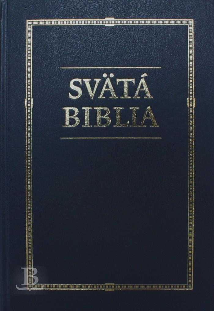 Biblia slovenská, Roháček, rodinná