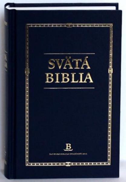 Biblia slovenská, Roháček, 2012