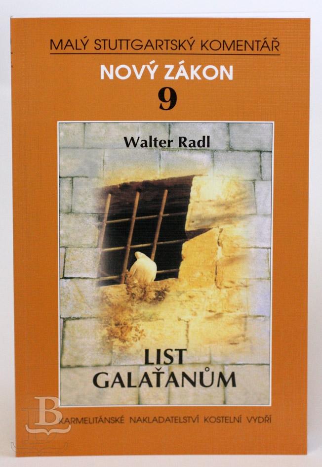 Komentár NZ - List Galaťanům