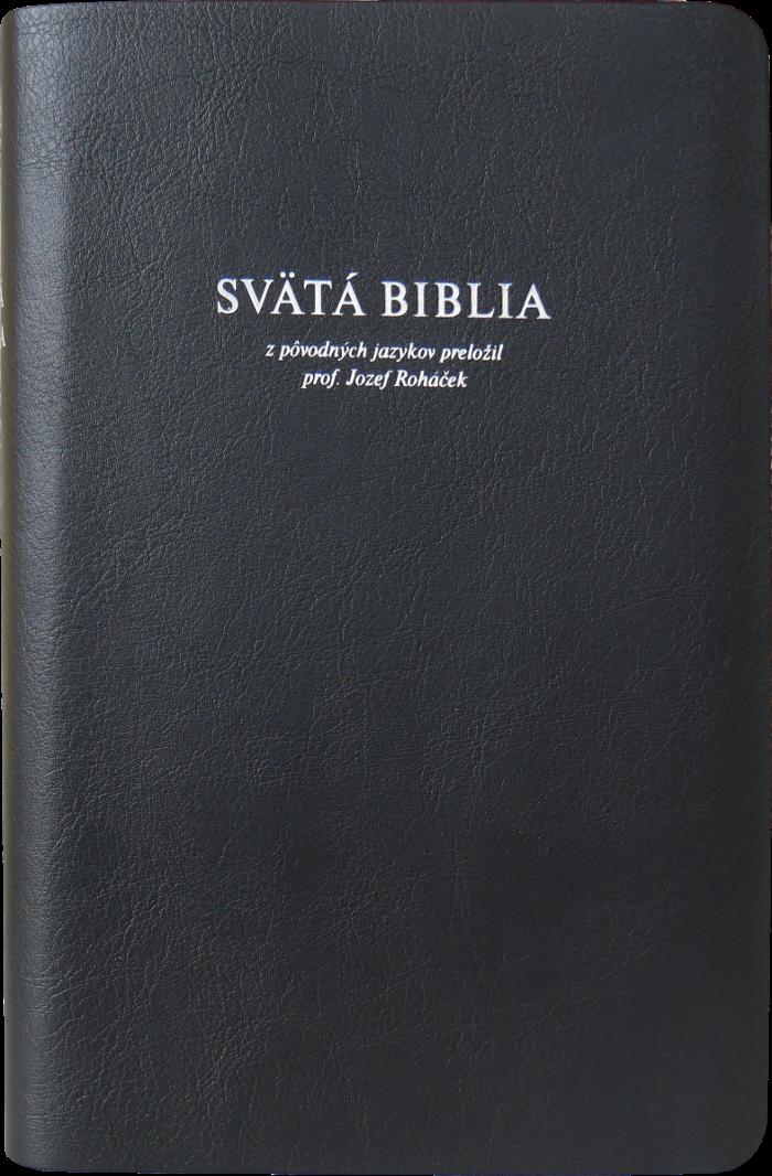 Biblia slovenská, Roháček, štandardný formát