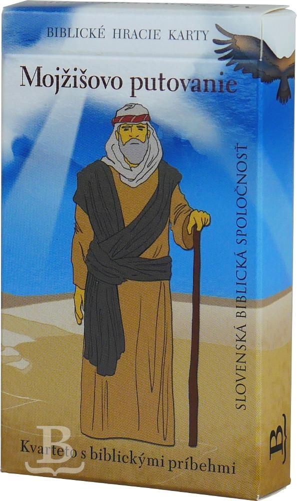 Biblické kvarteto Mojžišovo putovanie