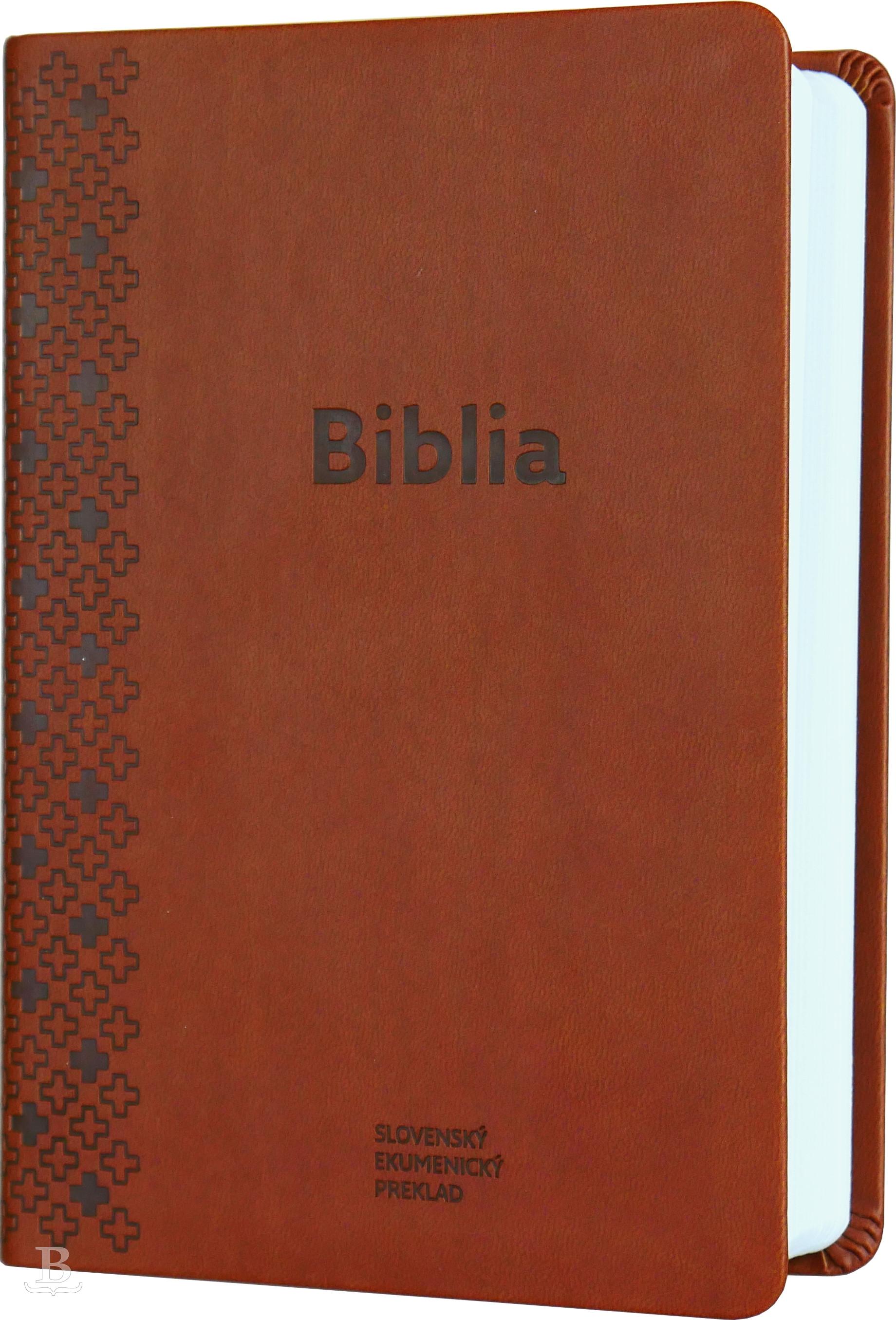 Biblia slovenská, ekumenický preklad, štandardný formát, 2018