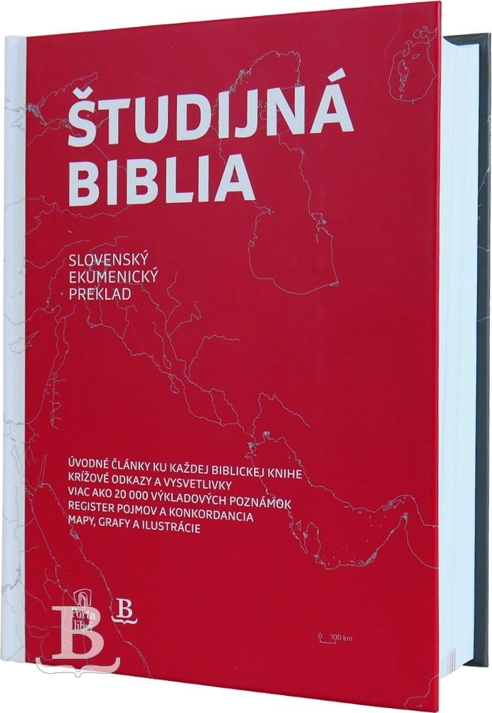 Študijná Biblia, 1. vydanie