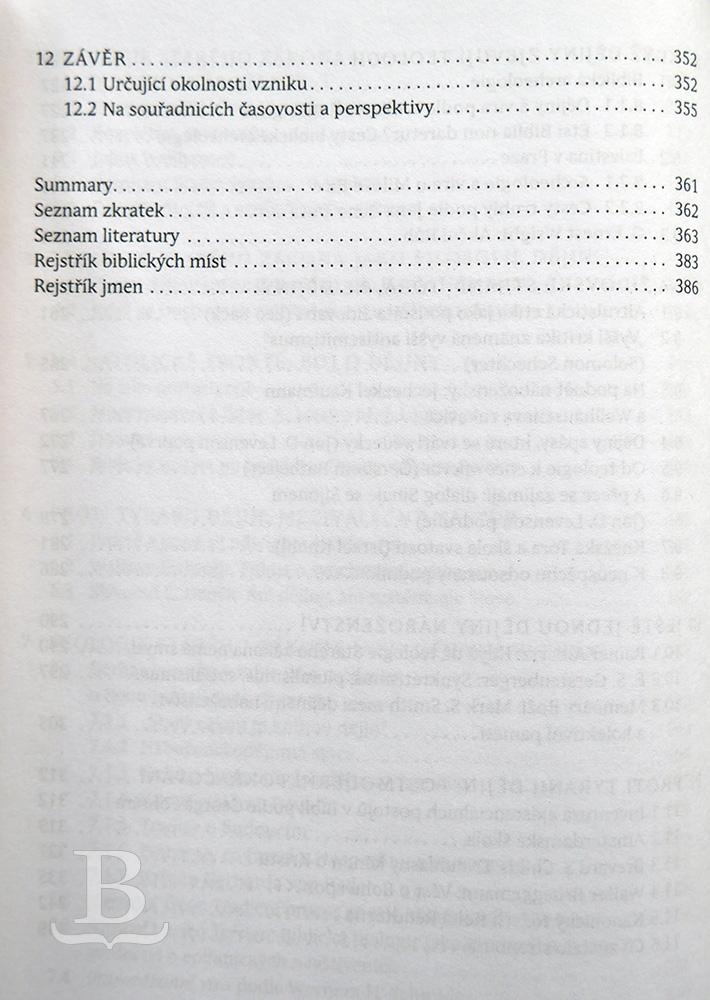 Nové teologie Starého zákona a dějiny