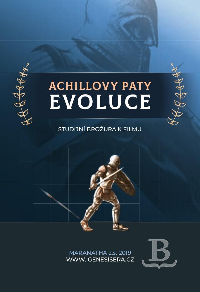 Achillove päty evolúcie (DVD)
