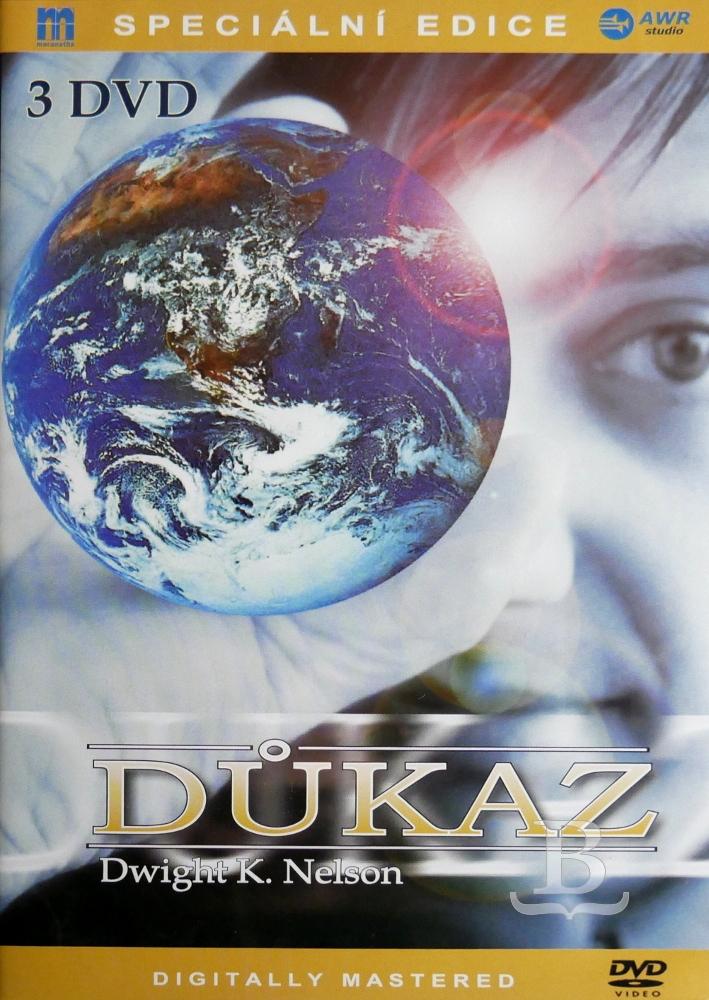 Důkaz (3 DVD)