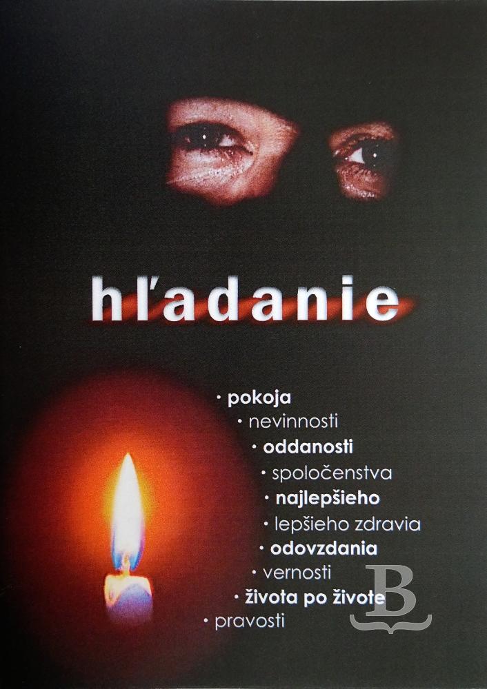 Hľadanie 2/2 (DVD)