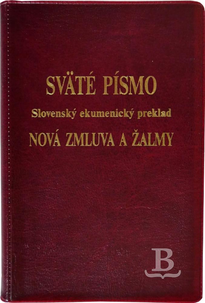 Nová zmluva a Žalmy, Sväté písmo, ekumenický preklad