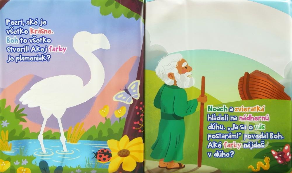 Maľuj vodou - Biblia do vane