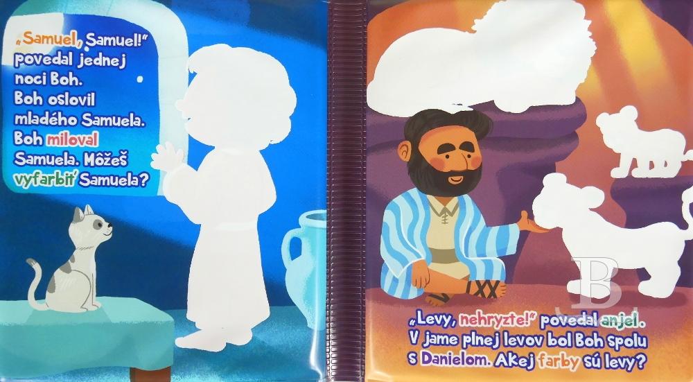 Biblia do vane & Maľuj vodou - sada 3 kníh