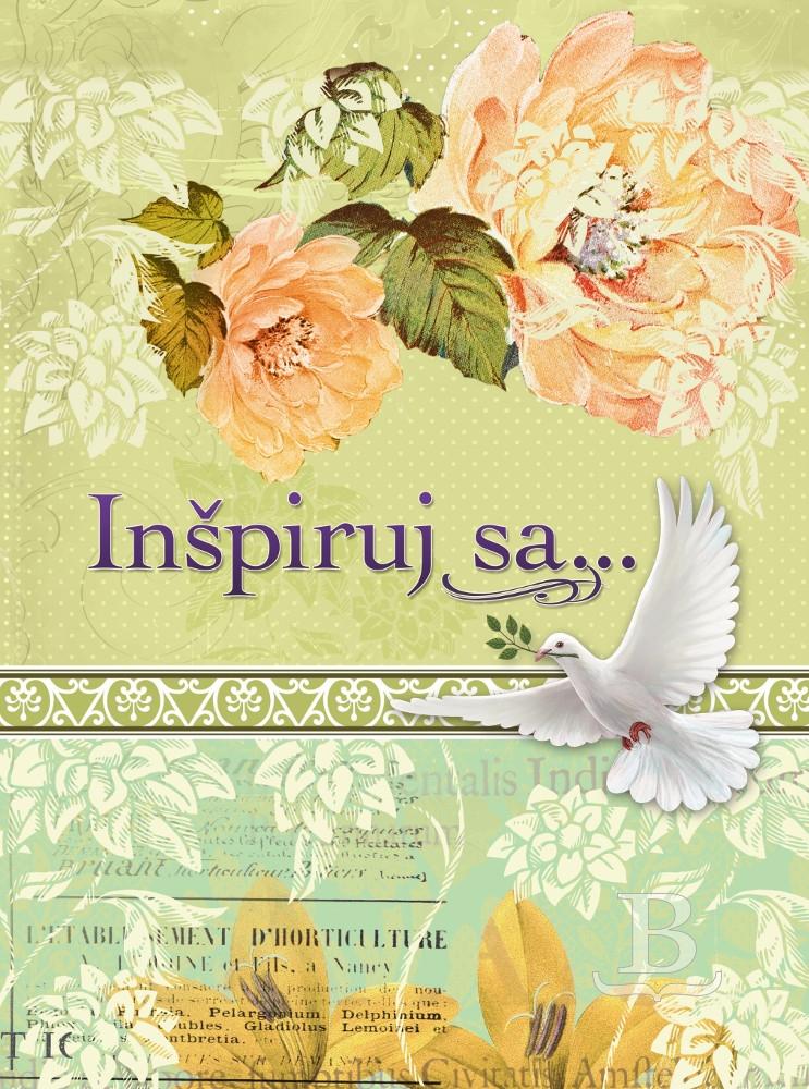 Poznámková Biblia - Inšpiruj sa... (s deuterokánonickými knihami)