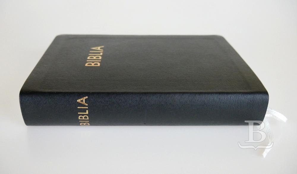 Biblia slovenská, ekumenický preklad, štandardný formát, koža