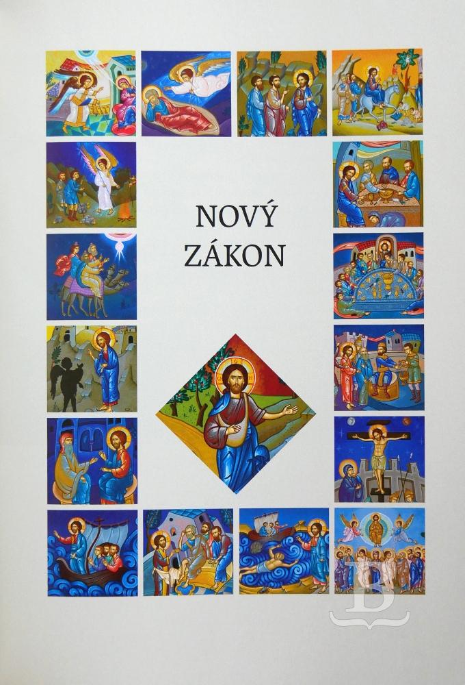 Príbehy Svätého písma pre deti