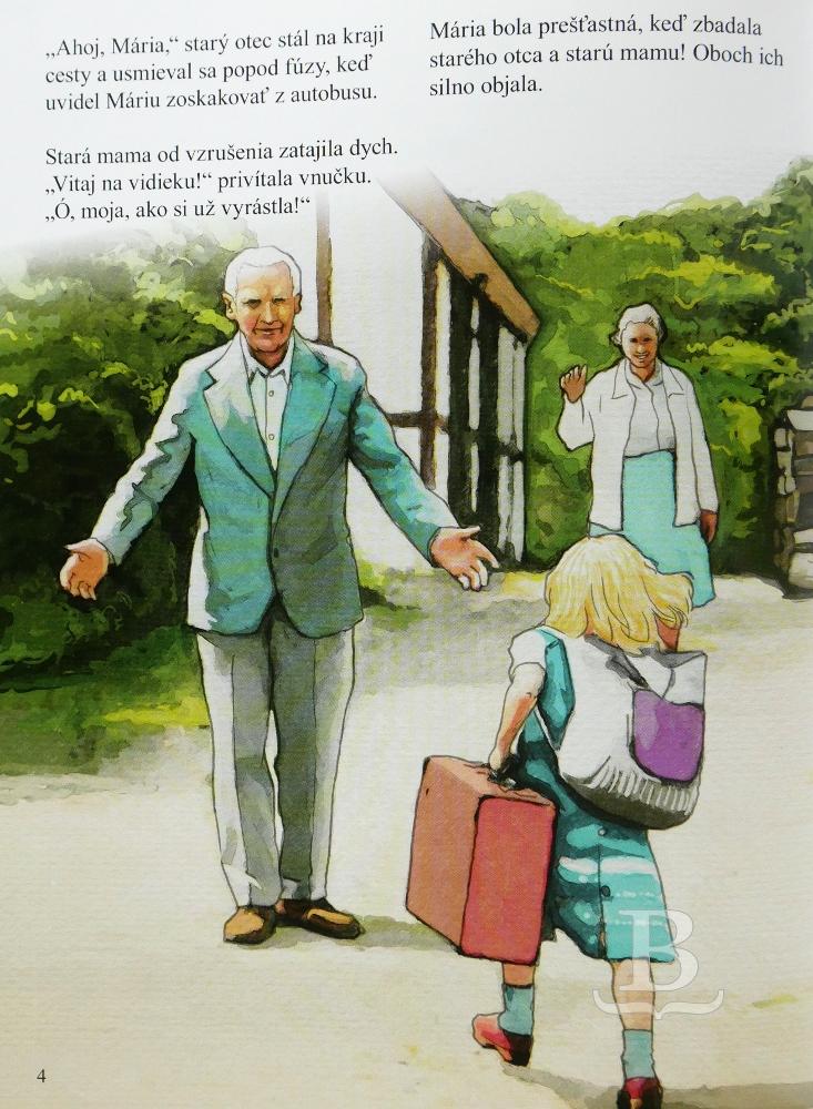 Starý otec a ja