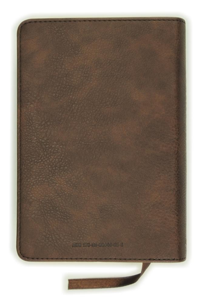 Biblia, Roháčkov preklad, 2020, vreckový formát, hnedá